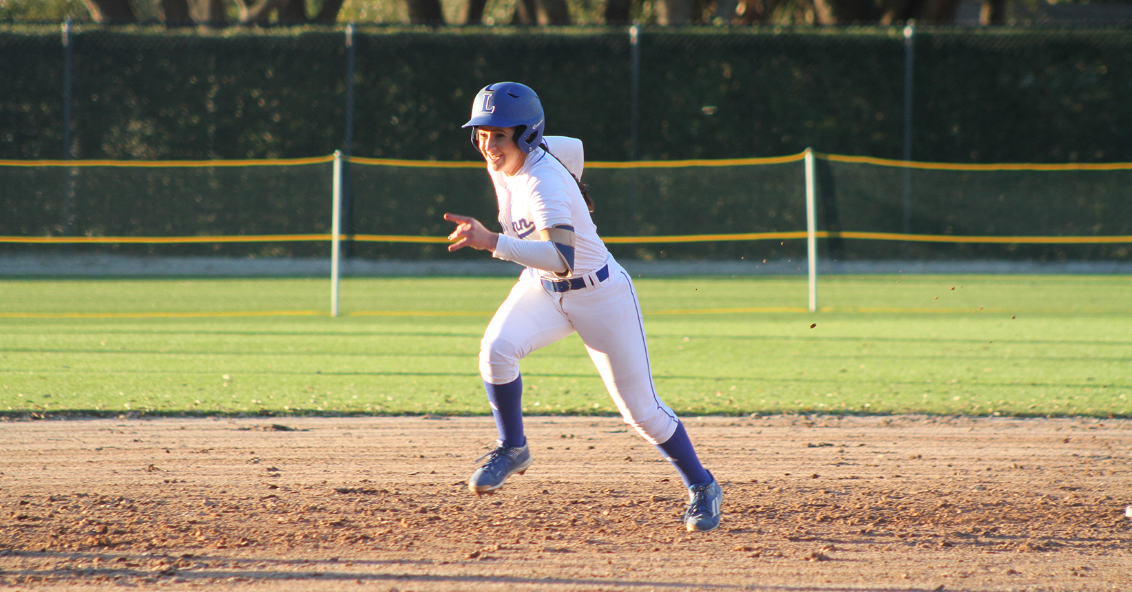 Softball Goes Wild in Split with Cougars and Eagles