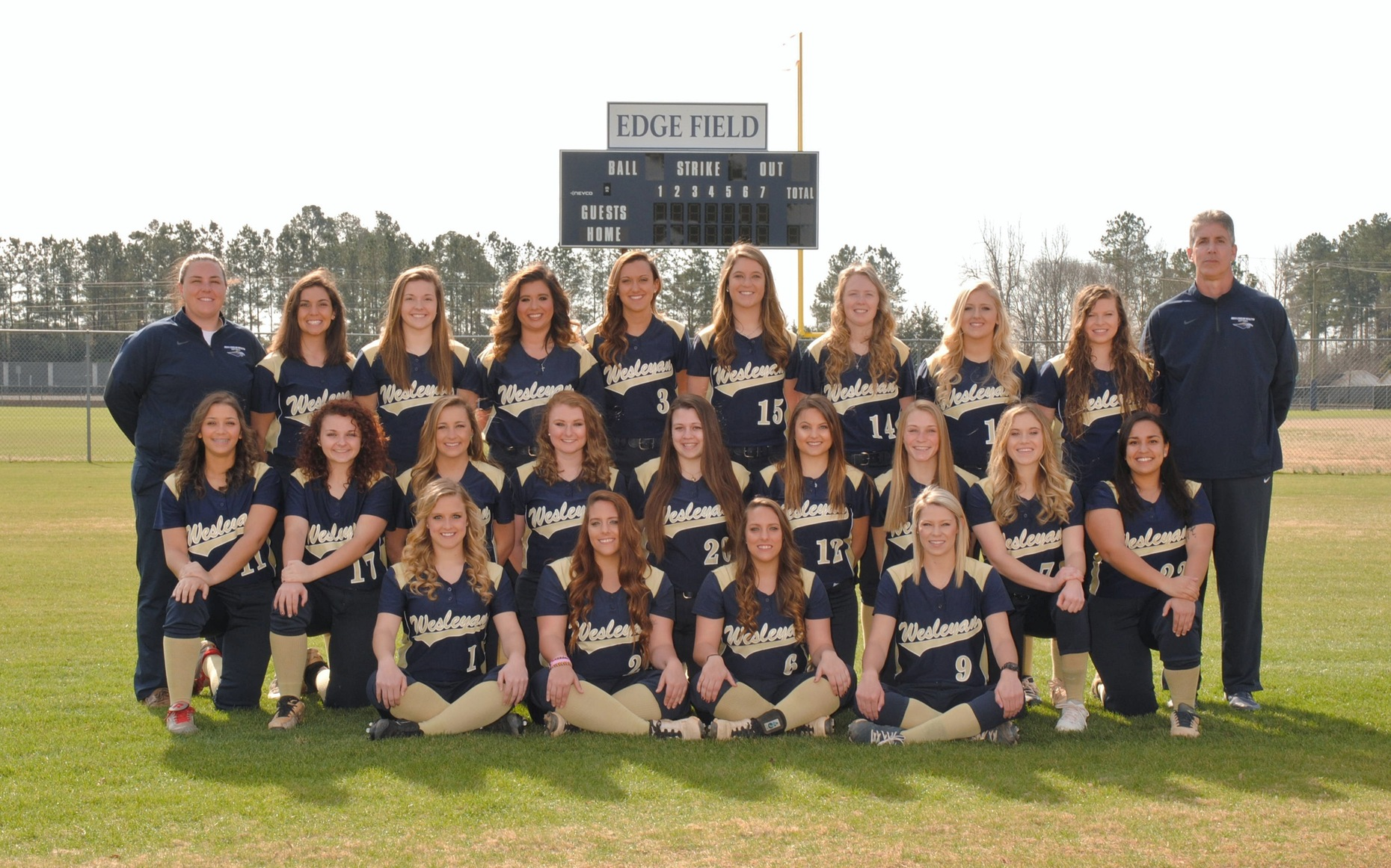 Bishop Softball Ends Season in USA South Tourney First Round