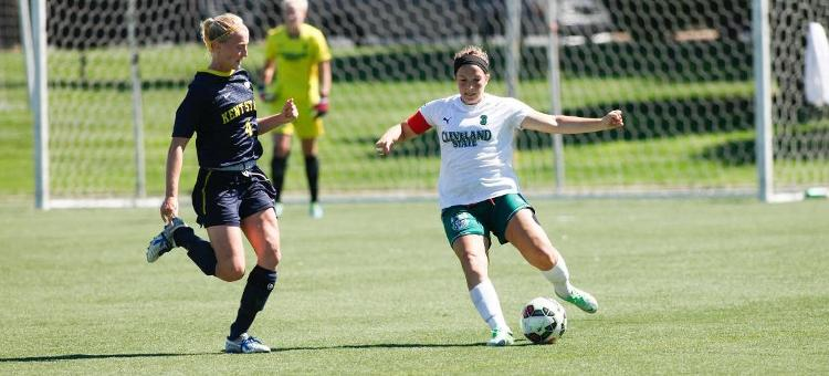 Women's Soccer Opens League Championship at Oakland