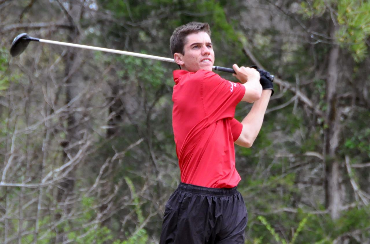 Golf: Panthers take control of USA South Tournament after second round