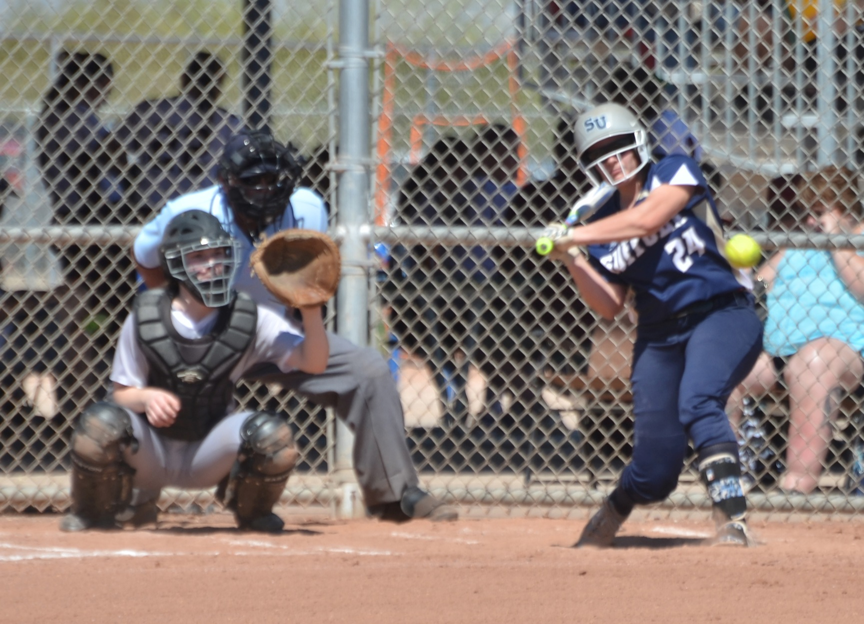 Softball Faces Saturday Showdown at Salem State