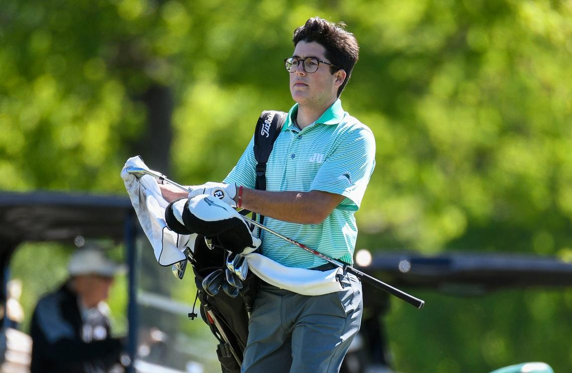 JU's Carrete Completes Second Round at NCAA Regional
