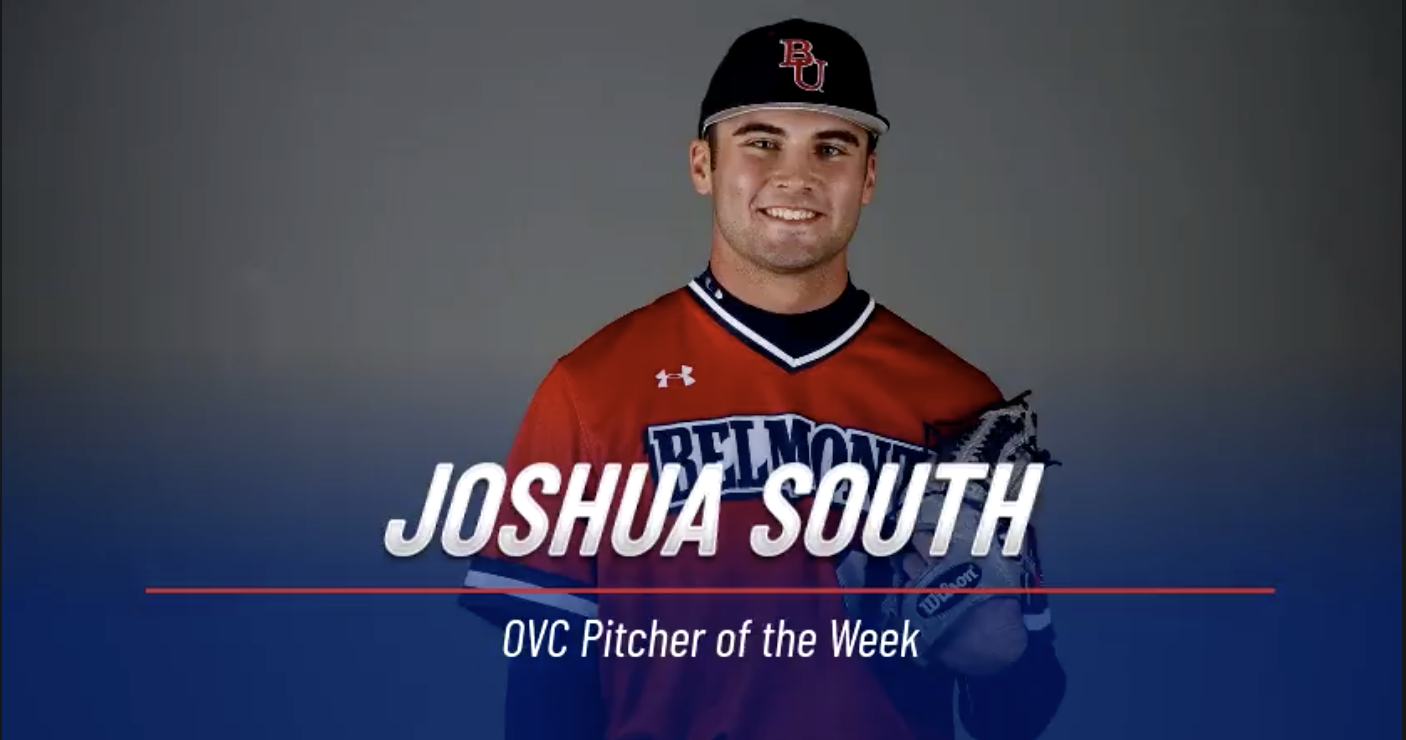 South Earns Weekly Honors