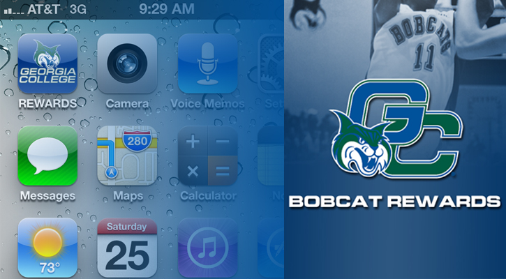 Bobcat Fan Rewards: There's an App for That
