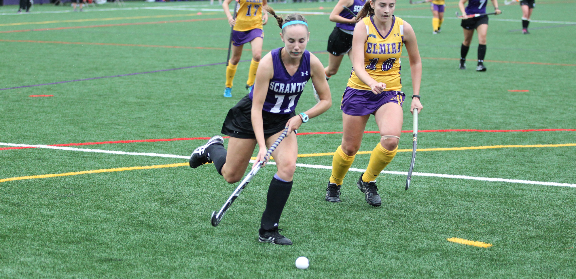 Megan Gallagher has been named The University of Scranton Athlete of the Week.