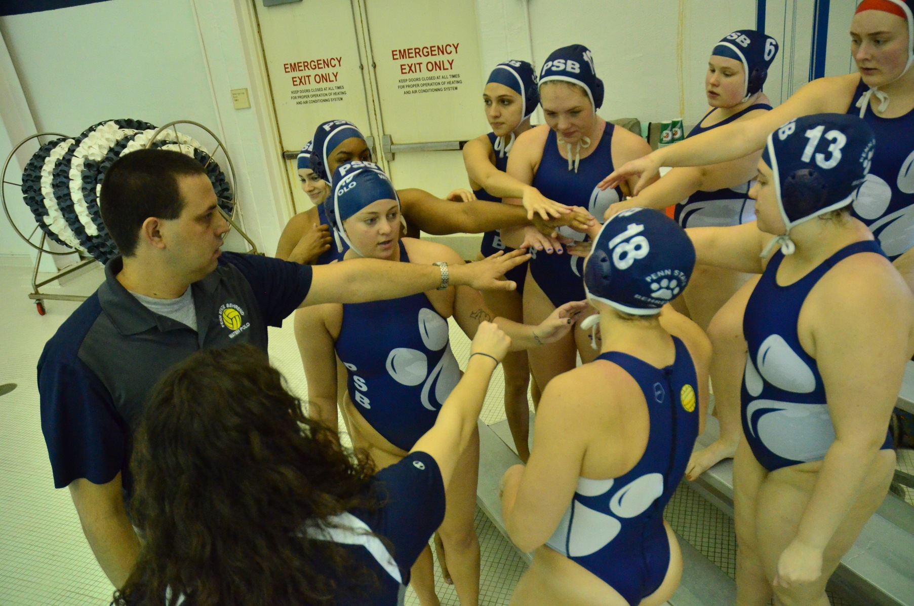 Women's Water Polo Opens Season at Washington & Jefferson Invite