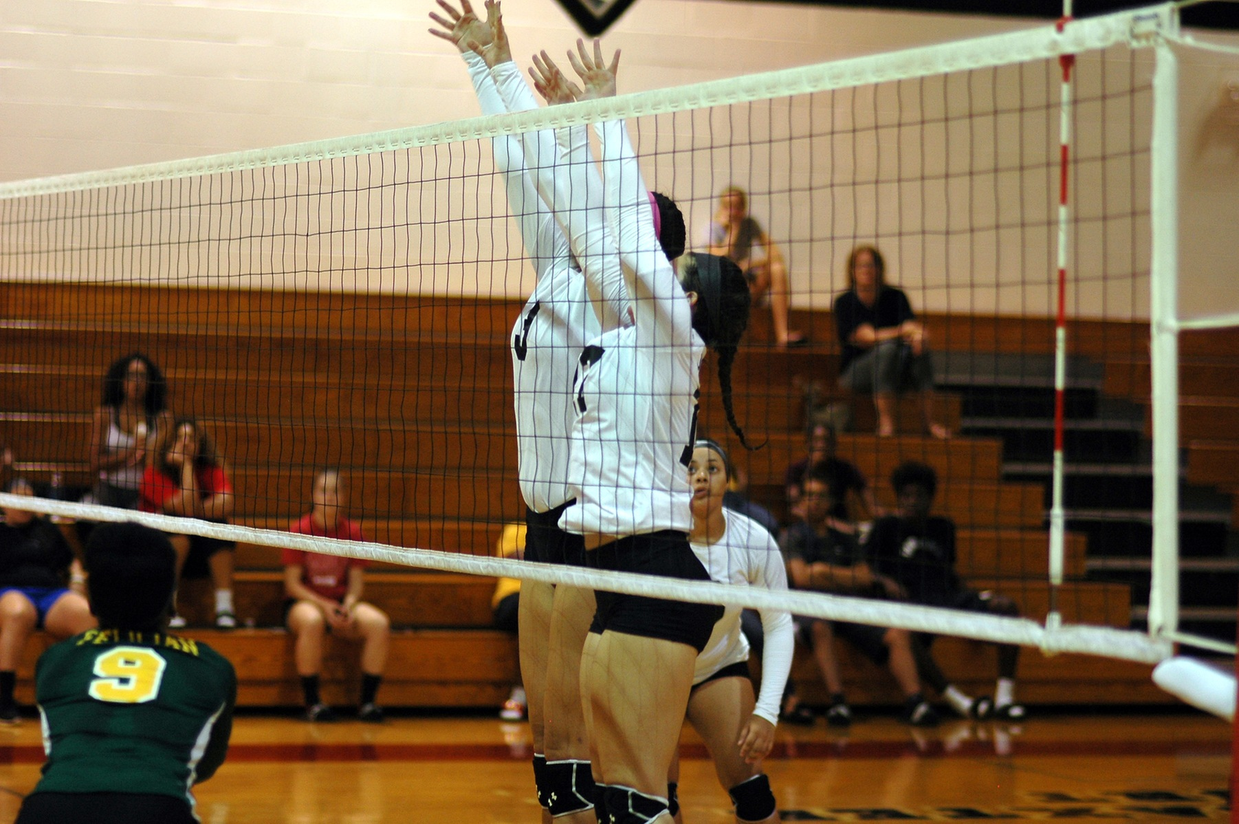 WEST CHESTER UNIVERSITY AND MILLERSVILLE UPEND DOMINICAN VOLLEYBALL