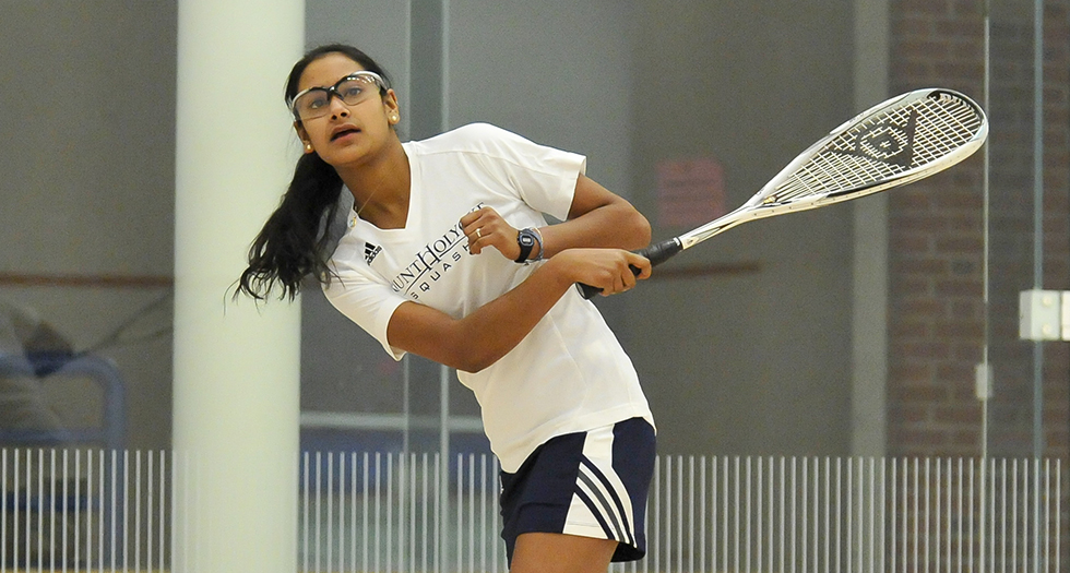 Squash Shoulders Tough Loss at Williams