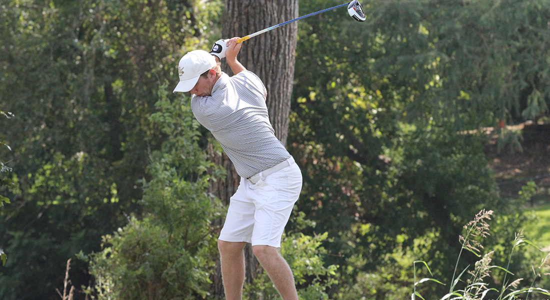 Men's Golf Lead in First Day of Linda Lowery Invitational