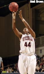 Thomas' Double-Double Lifts Titans Over CSUN