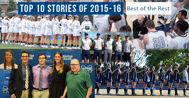 Top 10 Stories of 2015-16 - Best of the Rest - What Stories Just Missed the Top 10