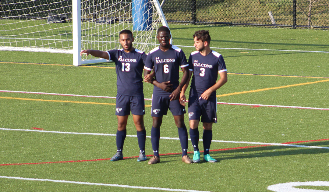 Men's Soccer Drops A Hard Fought Match On The Road Against Framingham State, 2-0