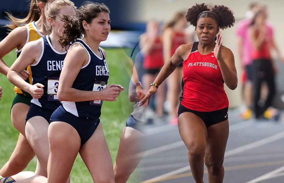 Women's Track & Field Weekly Honors Announced