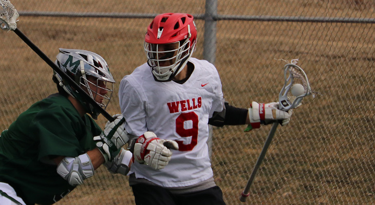 Wells Men's Lacrosse Falls At Medaille