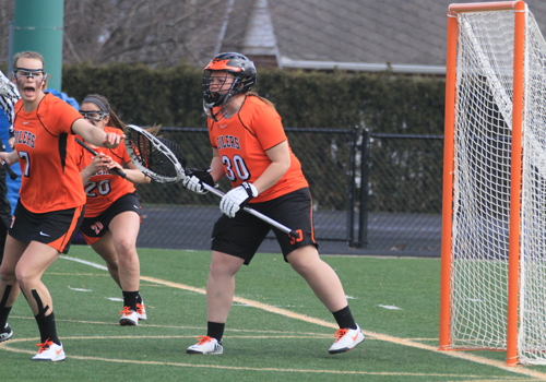 Oilers Set Records in 27-5 Win over Ursuline