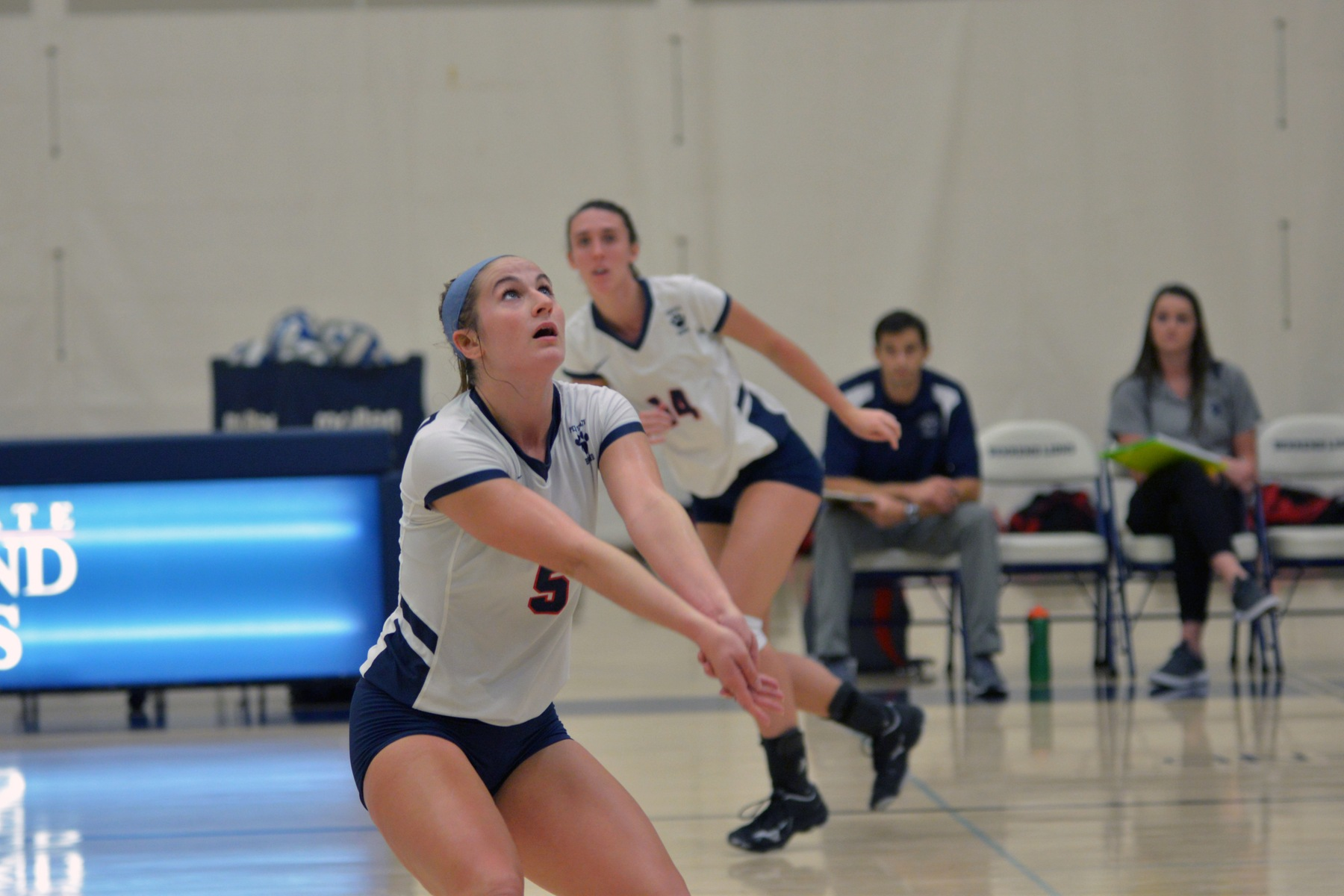 Irwin Named AMCC Volleyball Athlete of the Week