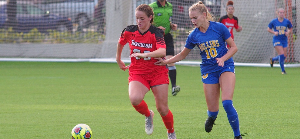 Pioneers fall 3-0 to Rollins to open Florida trip