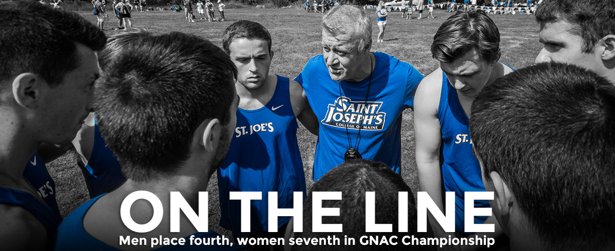 Men Finish Fourth, Women Seventh in GNAC Cross Country Championship