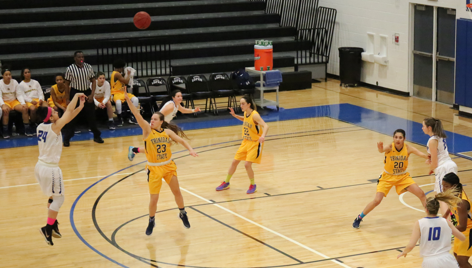 Lady Lopes Fall Short Against Trinidad State