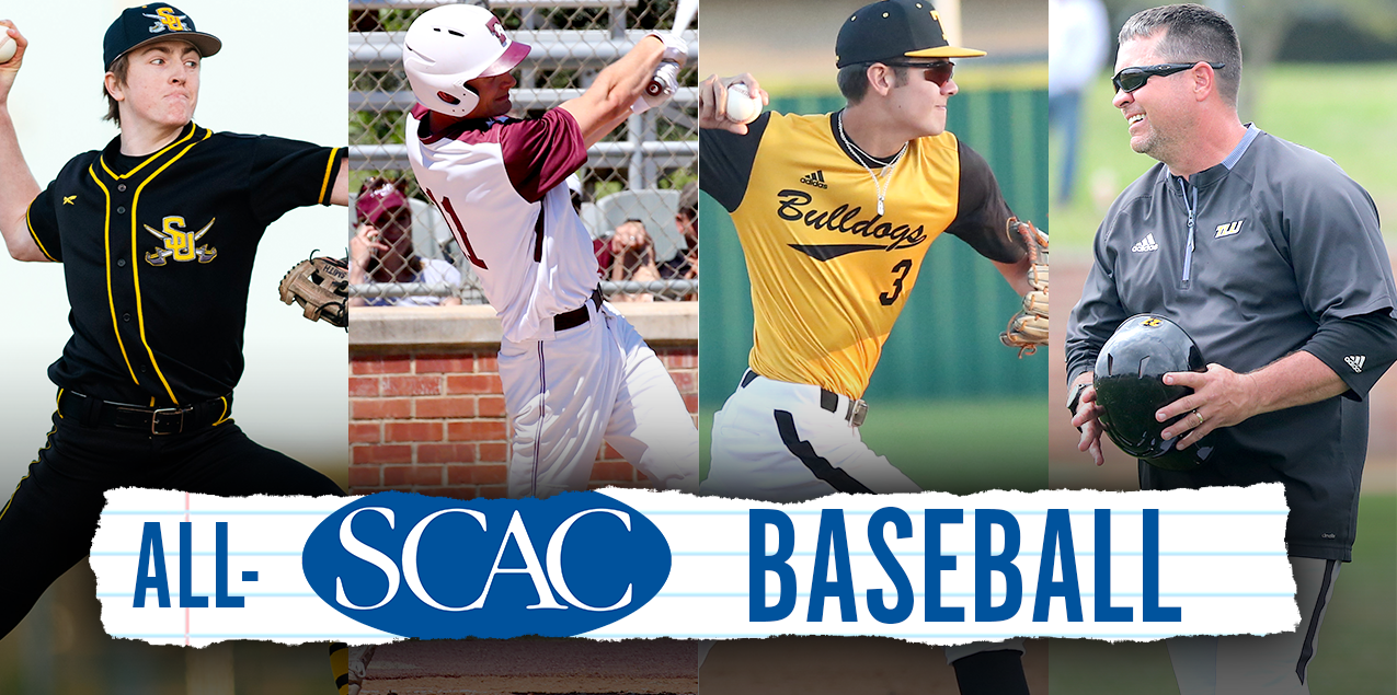SCAC Announces 2019 All-Conference Baseball Team