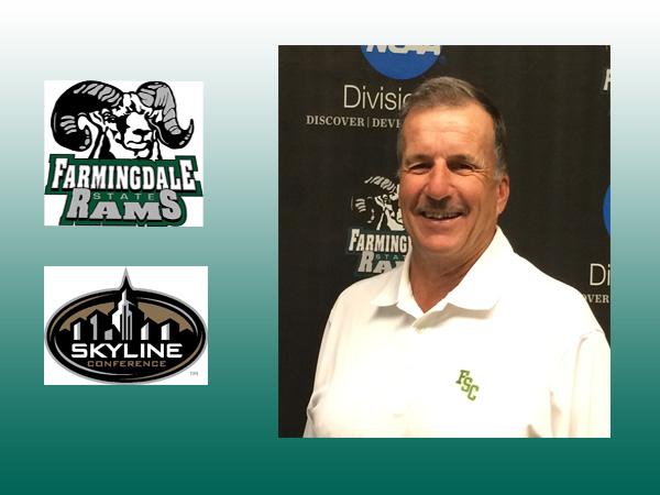 George Cangero Named Head Men's Golf Coach at Farmingdale State
