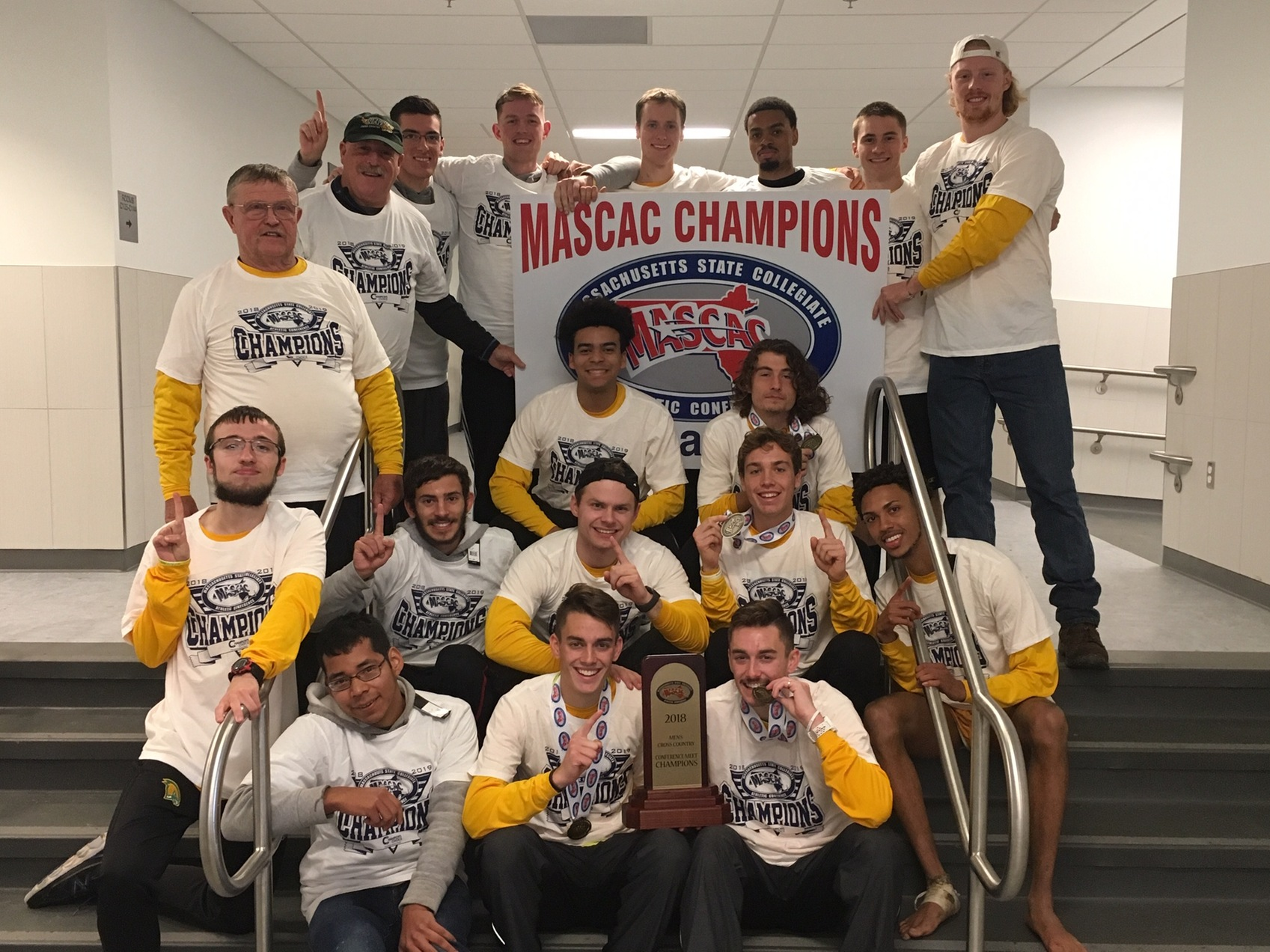 Falcons Repeat As MASCAC MXC Champions
