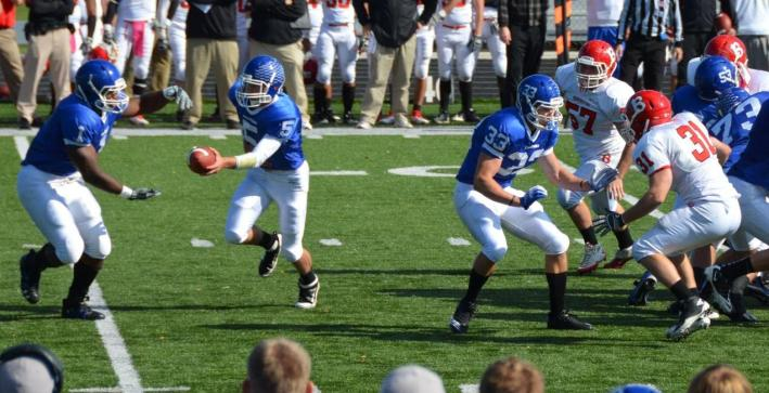 Football selected fourth in NAC Preseason Coaches' Poll