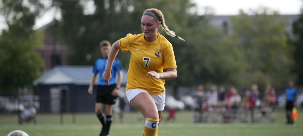Women's Soccer Drops Midweek SAC Match to Anderson