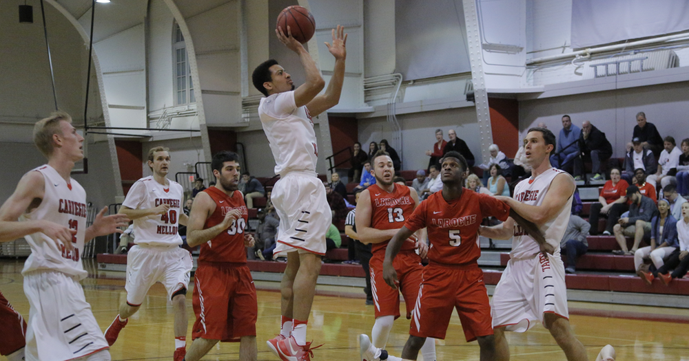 Men's Basketball Drops Road Contest at Penn State Behrend