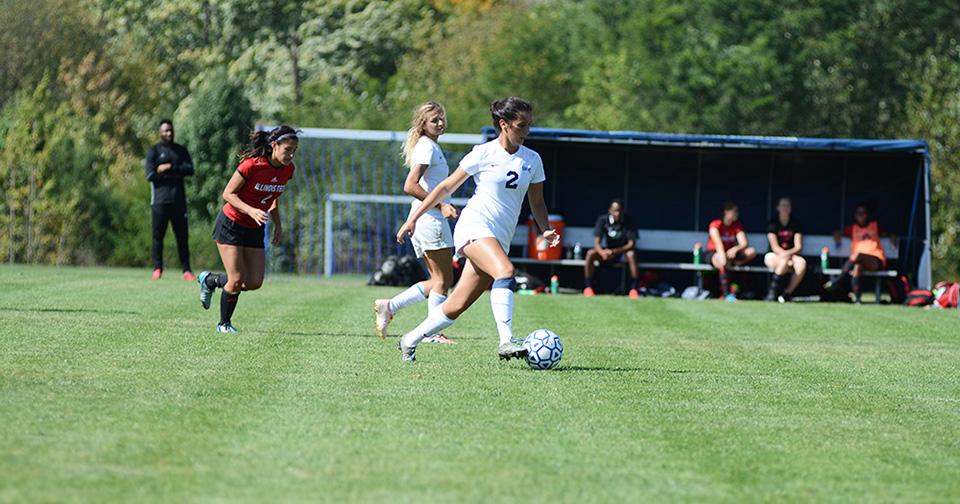 #PomeroyWSOC Falls on Homecoming to Illinois Tech