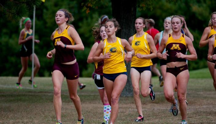 Women's Cross Country Wins Saint Mary's Invitational