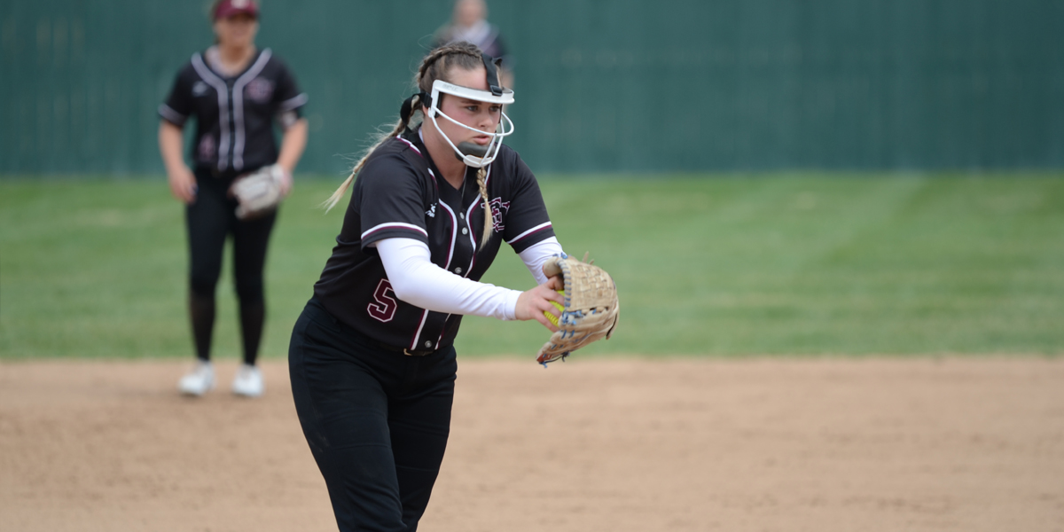 Evangel Softball Sweeps Clarke Behind Combined Team Effort