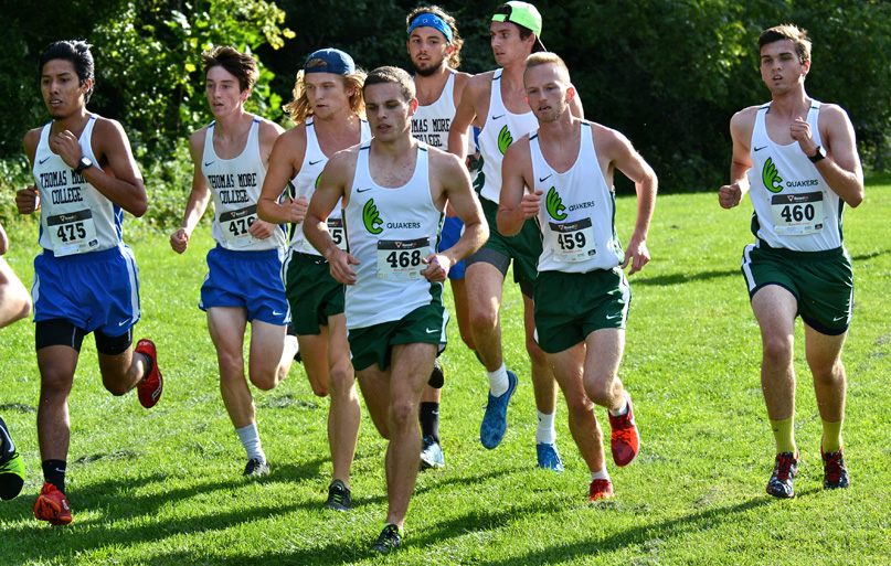 @DubC_XCTR men snag second in home meet