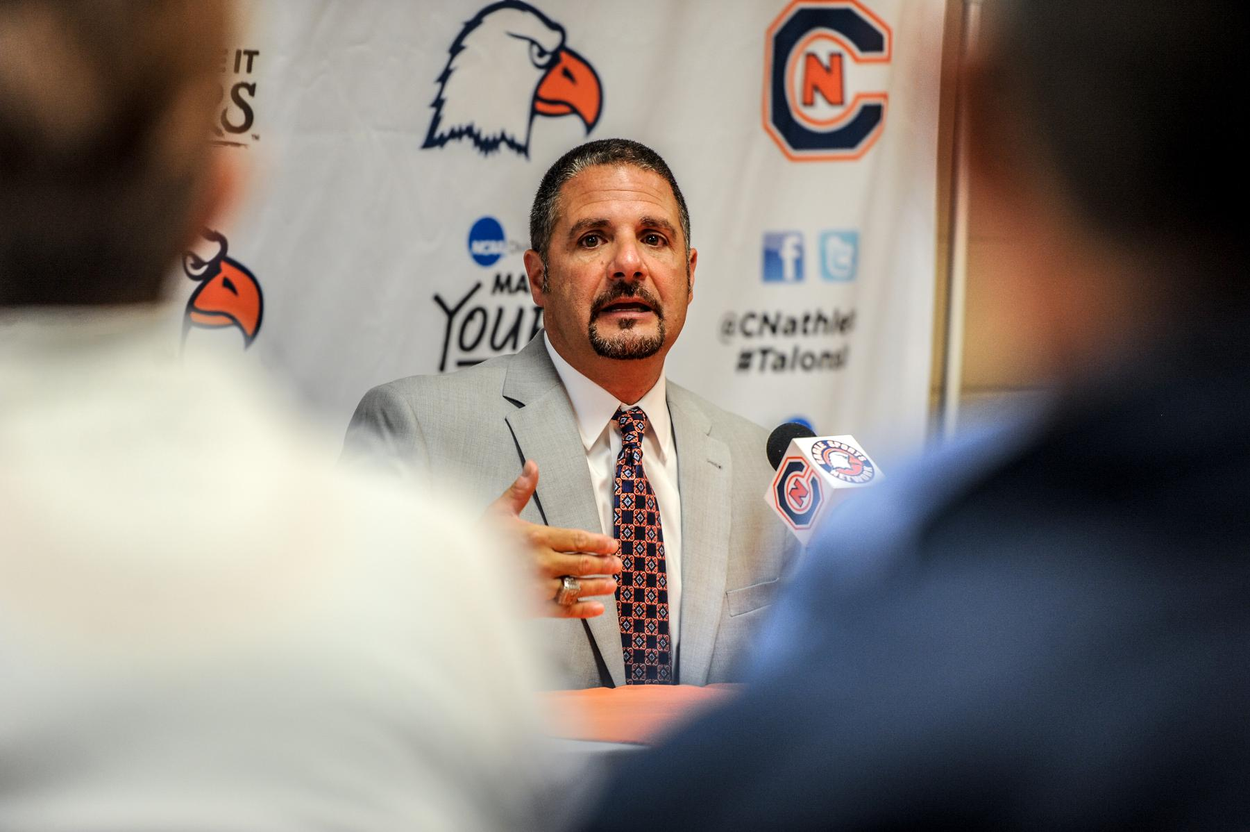 Long introduced to Carson-Newman community as Director of Sports Performance