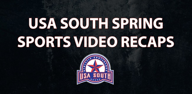 USA South releases video highlights of 2019 Spring Festival tournaments