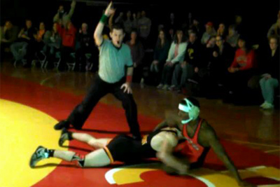 Storm wrestlers outdone by Central in home finale