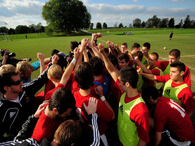 Men's soccer to host Summer I.D. Camp on June 1