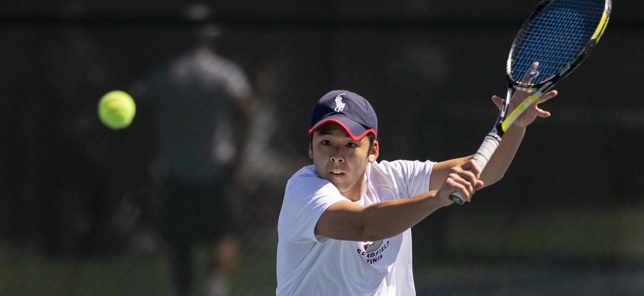 Men's Tennis Competes in ITA New England Regionals