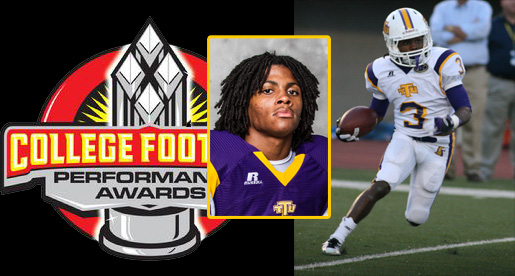 Vanlier named to national Freshman Performer Watch List by CFPA