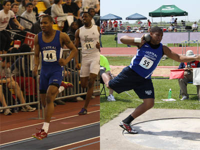 Radden and Williams Set for NCAA East Preliminary