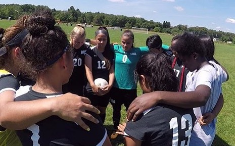 ASA Avengers Women's Soccer Team Plays Final Game of the 2018 Season