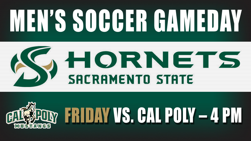 MEN'S SOCCER PUTS PERFECT BIG WEST RECORD UP AGAINST CAL POLY ON FRIDAY