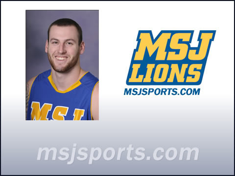 Mount basketball player Joel Scudder wins HCAC Player of the Week award