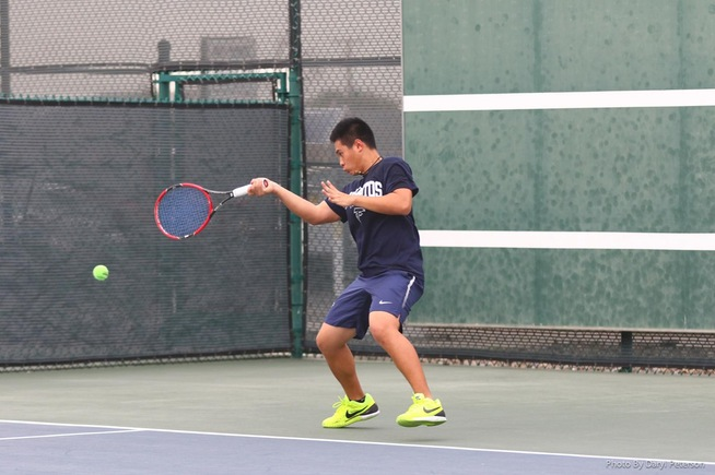 James Zhang and the Falcons shut out Palomar