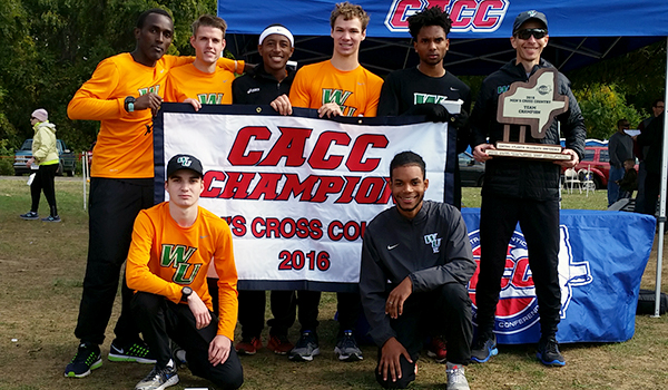 Ken Fontal Leads Wildcats to Second Straight Title as Wilmington Cross Country Competes at CACC Championships