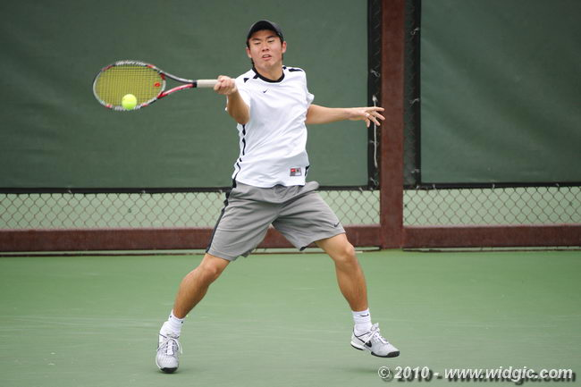 Men's Tennis Earns WCC Victory By Sweeping Gonzaga, 7-0