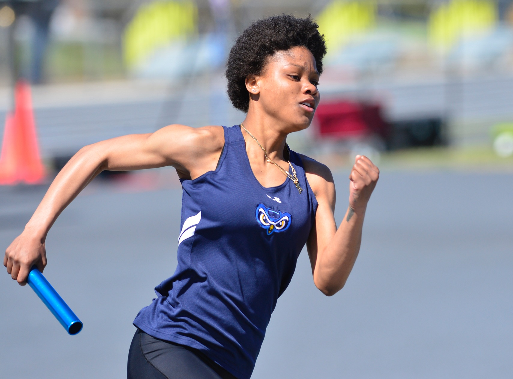 Foday Paces Prince George's Track And Field At Towson Invitational