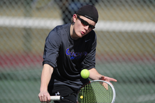 Murnin's 6-4, 6-3 Win at No. 6 Produces 5-4 Victory
