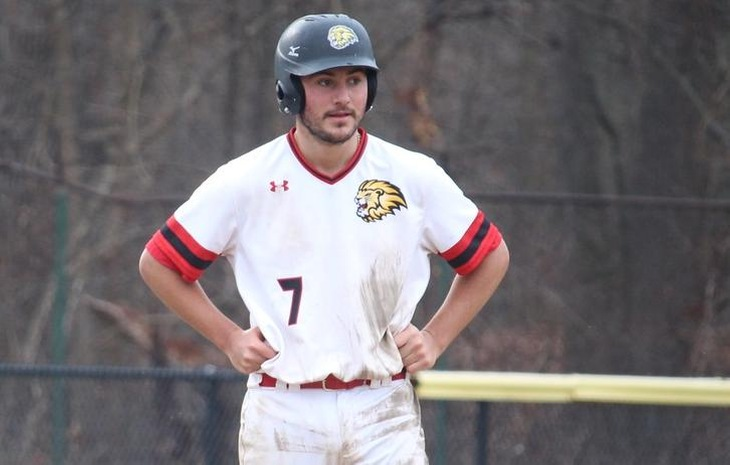 Baseball Drops Doubleheader to Curry Friday