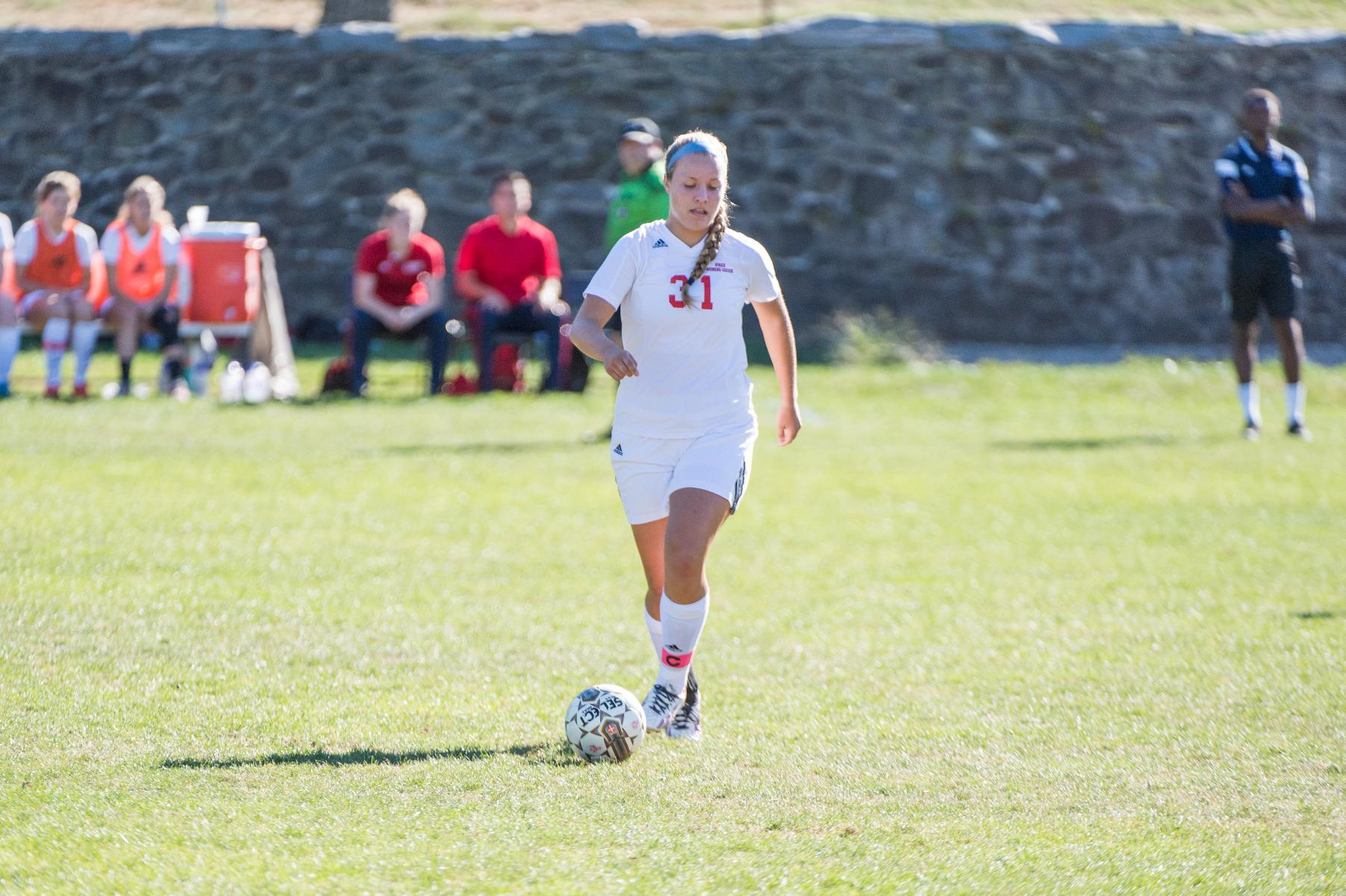 Women's Soccer Runs Winning Streak To Two With 2-0 Win Over Felician